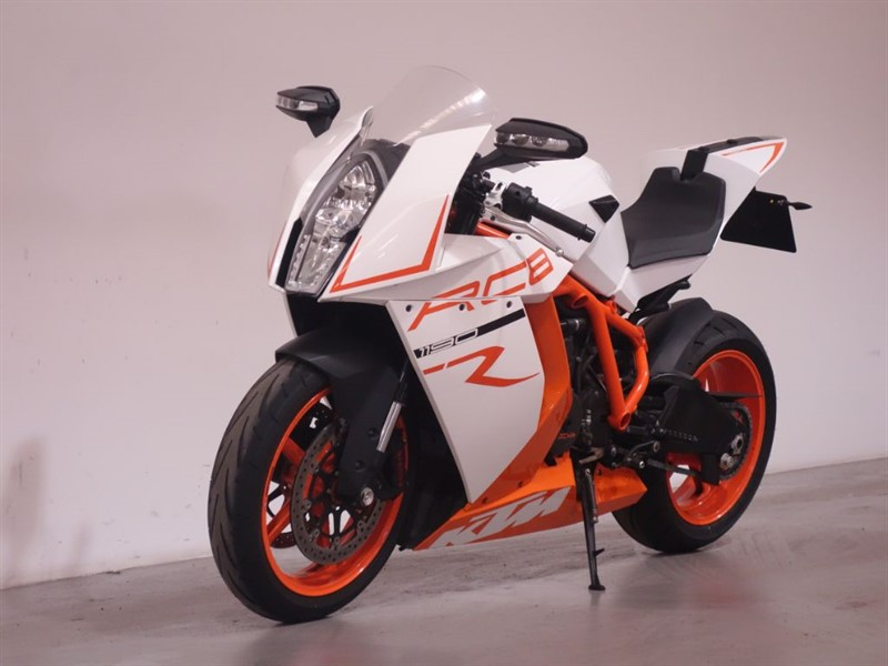 used KTM RC8 1190 RC8 R 12 - LOW MILES - STUNNING EXAMPLE  in surrey