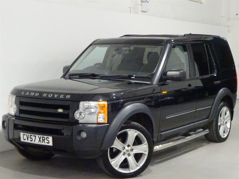 used Land Rover Discovery TDV6 XS E4 in surrey
