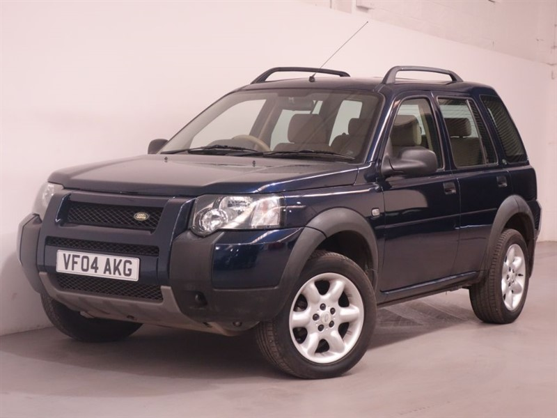 used Land Rover Freelander TD4 SE STATION WAGON - LEATHER - SE - AIRCON in surrey