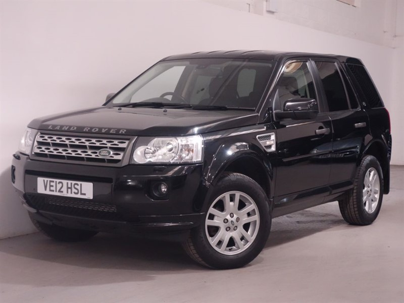 used Land Rover Freelander SD4 XS - BLUETOOTH - DAB - SAT NAV - LEATHER - LOW MILES  in surrey