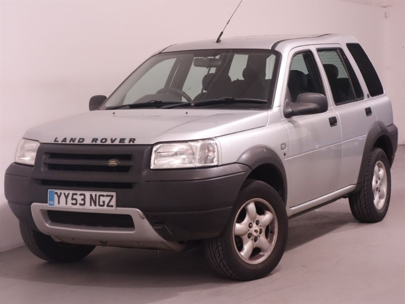used Land Rover Freelander S STATION WAGON - TIMING BELT AND HEADGASKIT REPLACED  in surrey