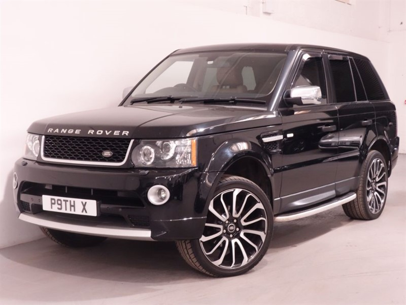 used Land Rover Range Rover Sport TDV6 HSE - 2013 AUTOBIOGRAPHY KIT - SAT NAV - LOW MILES  in surrey