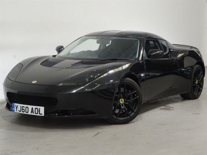 used Lotus Evora V6 4 in surrey