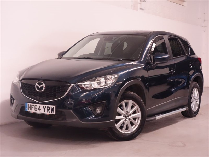 used Mazda CX-5 D SE-L NAV - AUTO - SATNAV - SIDE STEPS - AIRCON - PARKING SENSORS - FSH in surrey