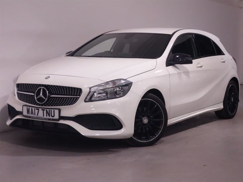 used Mercedes A160 A-CLASS A 160 AMG LINE - LOW MILES - DAB RADIO - TOP SPEC - BLUETOOTH in surrey