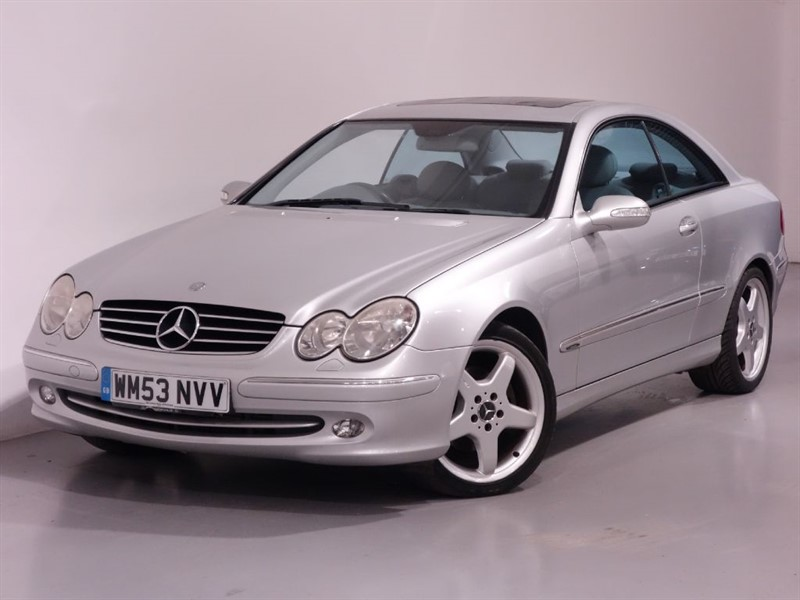 Mercedes CLK270 CDI for sale