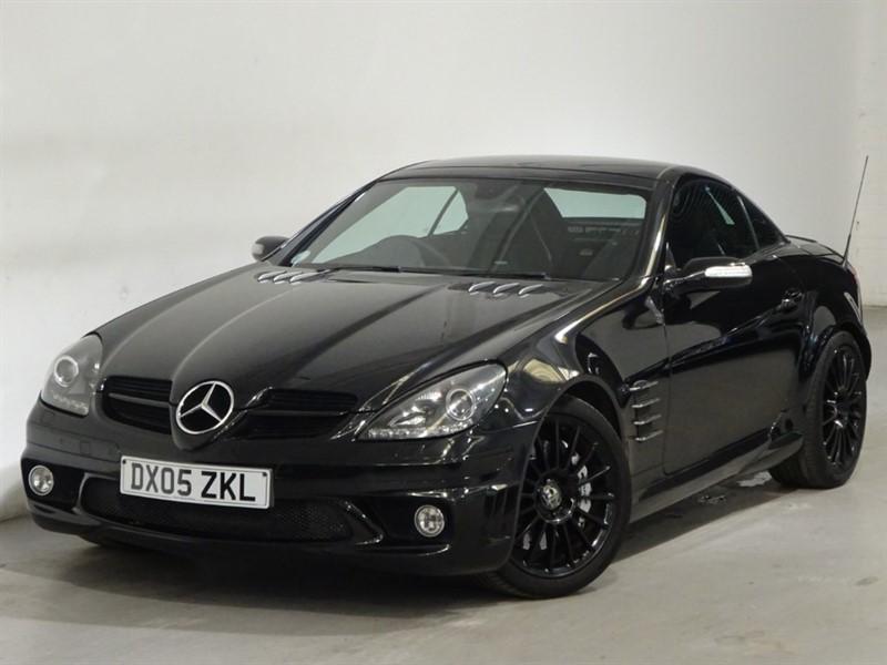 Mercedes SLK55 AMG for sale