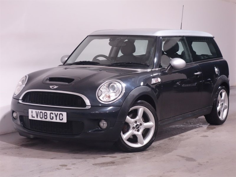 used MINI Clubman COOPER S - LEATHER - BLUETOOTH - AUTO/START STOP  - CHILI PACK in surrey