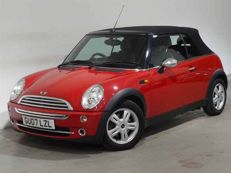 used MINI One ONE in surrey