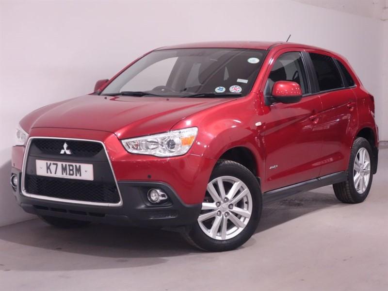 Mitsubishi ASX for sale
