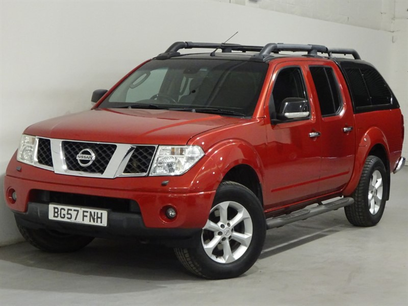 used Nissan Navara DCI OUTLAW in surrey