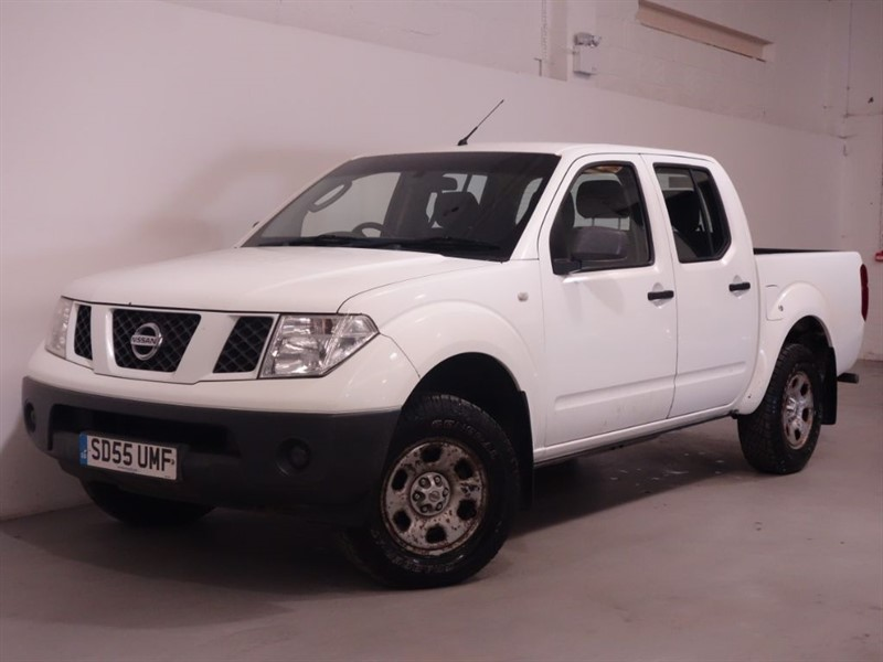 used Nissan Navara DCI 4X4 SHR SWB D/C - CLEARANCE PX FOR SALE - NO VAT   in surrey