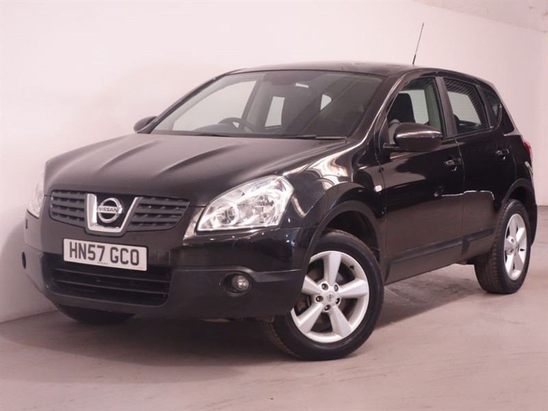 used Nissan Qashqai TEKNA - LEATHER - PAN ROOF - BLUETOOTH - PARKING SENSORS in surrey