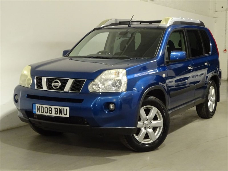 used Nissan X-Trail SPORT EXPEDITION X DCI in surrey