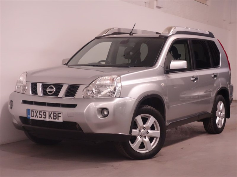 used Nissan X-Trail SPORT DCI - LOW MILES  in surrey