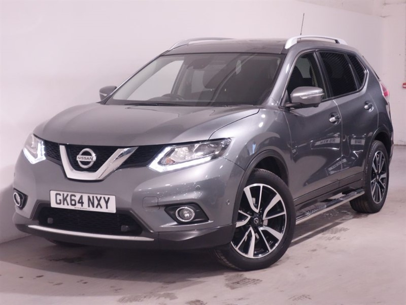 used Nissan X-Trail DCI TEKNA XTRONIC | AUTO | PANOROMIC ROOF | DAB | SATNAV | LEATHER | 360CAM in surrey