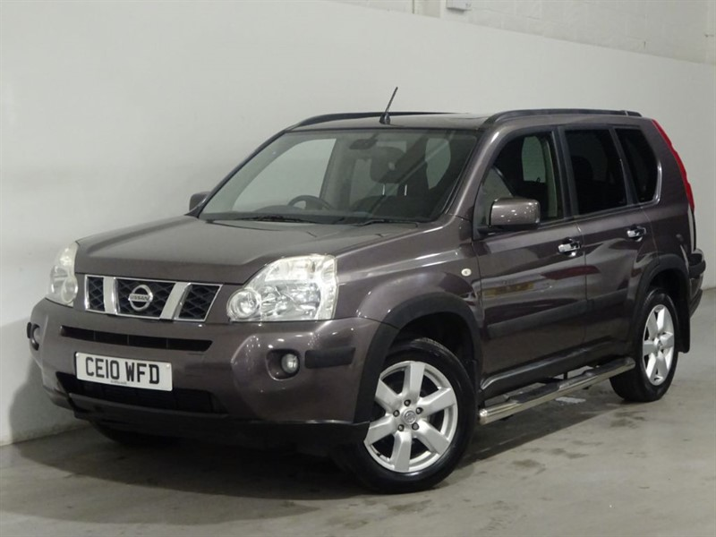 used Nissan X-Trail ACENTA DCI in surrey