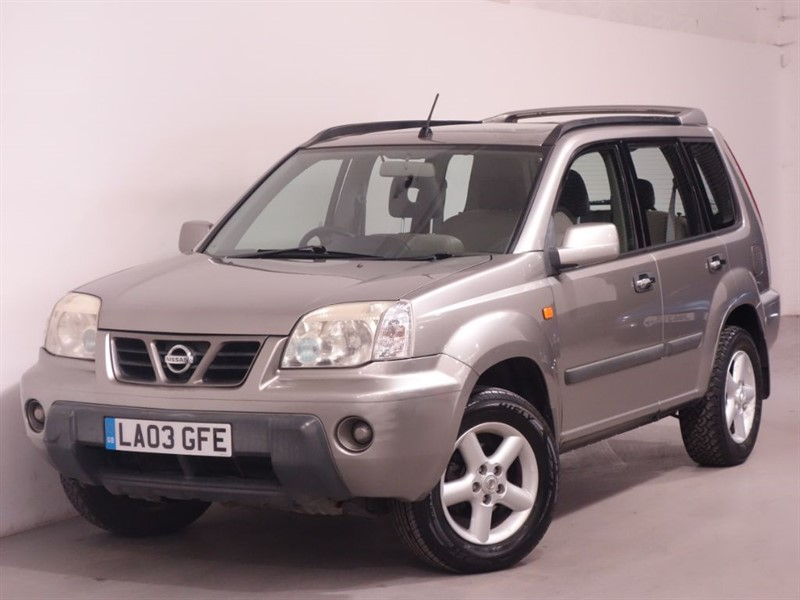 used Nissan X-Trail SPORT in surrey