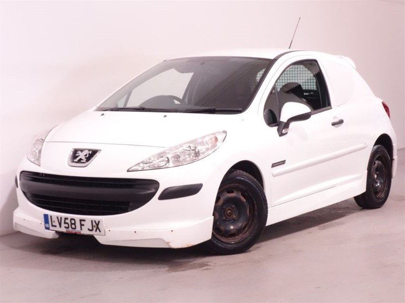 used Peugeot 207 PROFESSIONAL HDI - ULTRA LOW MILES - FINANCE AVAILABLE - NO VAT in surrey