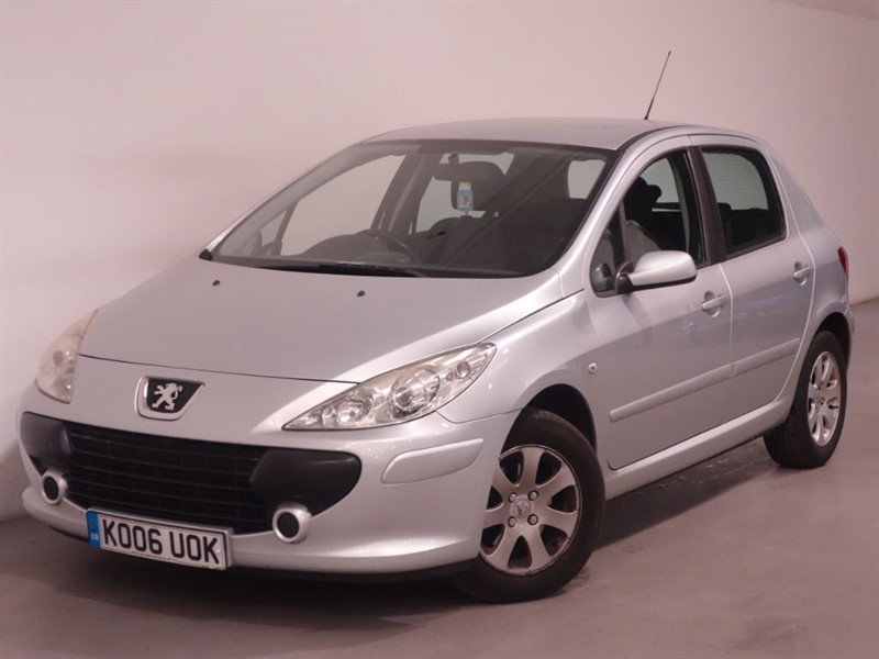 used Peugeot 307 S in surrey