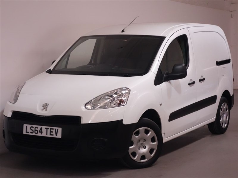 used Peugeot Partner HDI PROFESSIONAL L1 625 in surrey