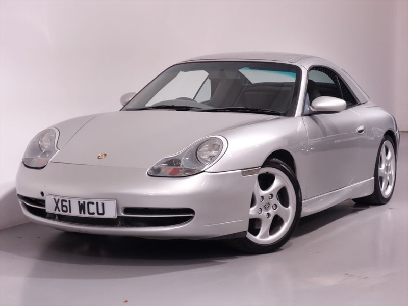 used Porsche 911 CARRERA CABRIOLET - HARDTOP - UNMARKED GREY LEATHER - FULL ENGINE REBUILD - in surrey