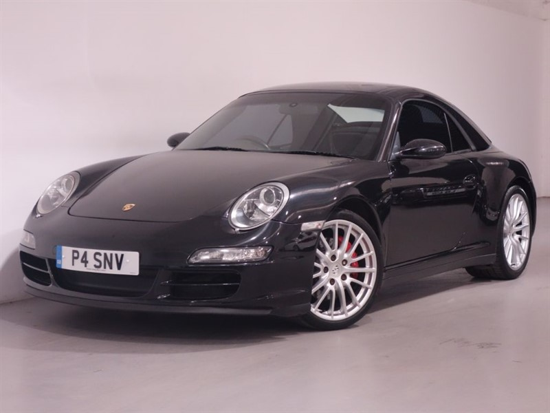 used Porsche 911 CARRERA 4S WIDE BODY - XENONS - BOSE - HARDTOP + FREE ROAD TAX in surrey