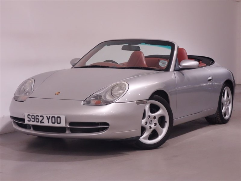 used Porsche 911 LEATHER INTERIOR - STUNNING EXAMPLE - LOW MILES - AUTOMATIC in surrey