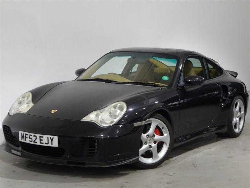 used Porsche 911 TURBO TIPTRONIC S in surrey