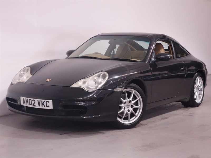 used Porsche 911 TARGA TIPTRONIC S - IMS BEARING DONE - ONLY 64K WARRANTED MILES in surrey