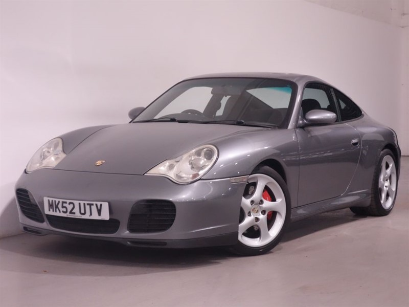 used Porsche 911 CARRERA 4 S - SUNROOF - BLUETOOTH - SAT NAV - SUPERB EXAMPLE in surrey