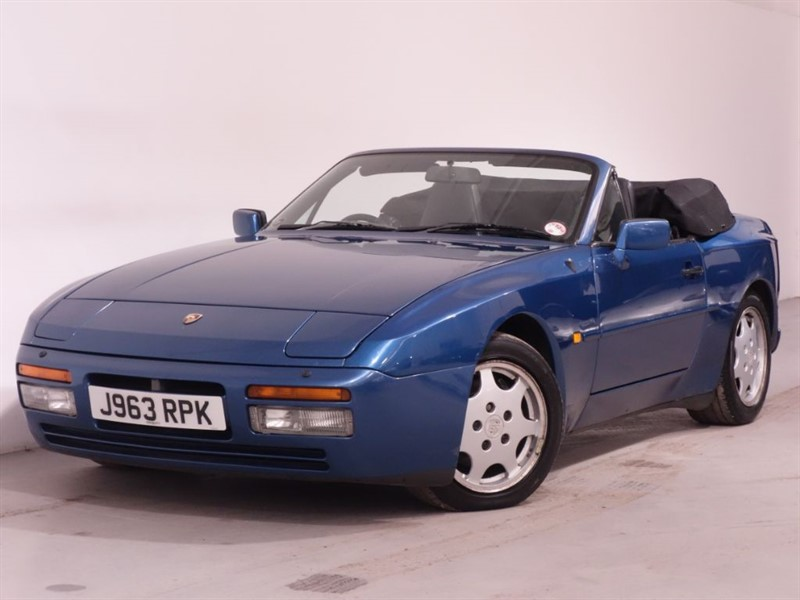 used Porsche 944 CATEGORY C - S2 16V -DOCUMENTED SERVICE HISTORY - APPRECIATING RARE CLASSIC in surrey