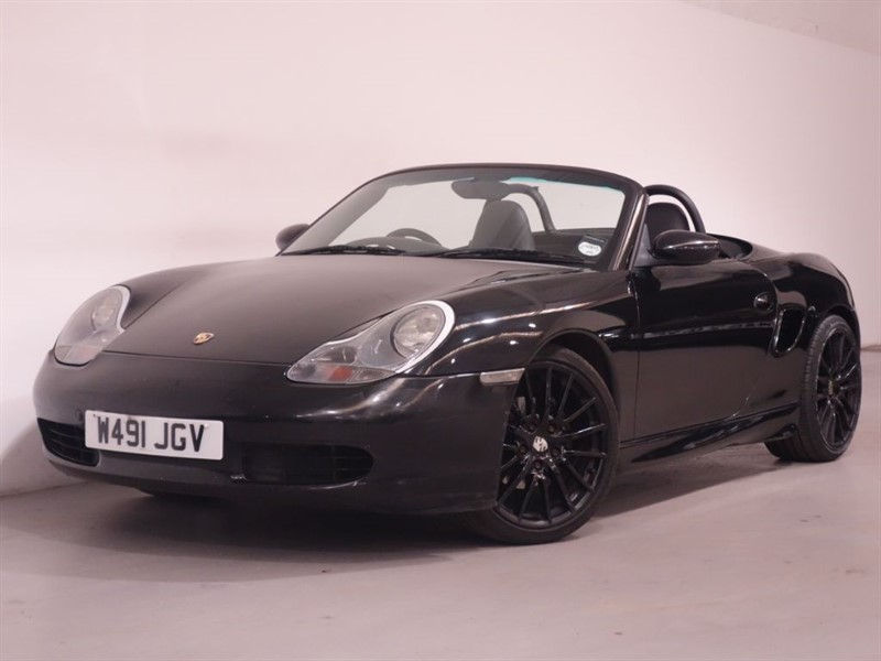 used Porsche Boxster 24V - LEATHER - CLUTCH REPLACED - UPRATED STEREO in surrey