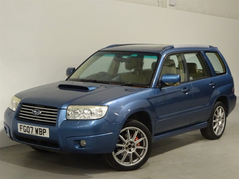used Subaru Forester XTEN in surrey