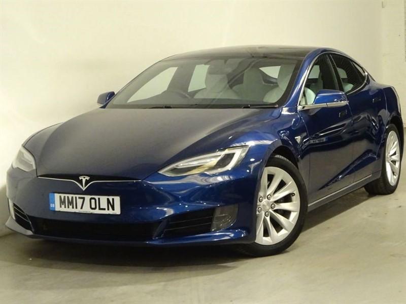 used Tesla Model S 75D - PANORAMIC GLASS ROOF - DUAL MOTOR ALL WHEEL DRIVE - PREMIUM SEATS in surrey