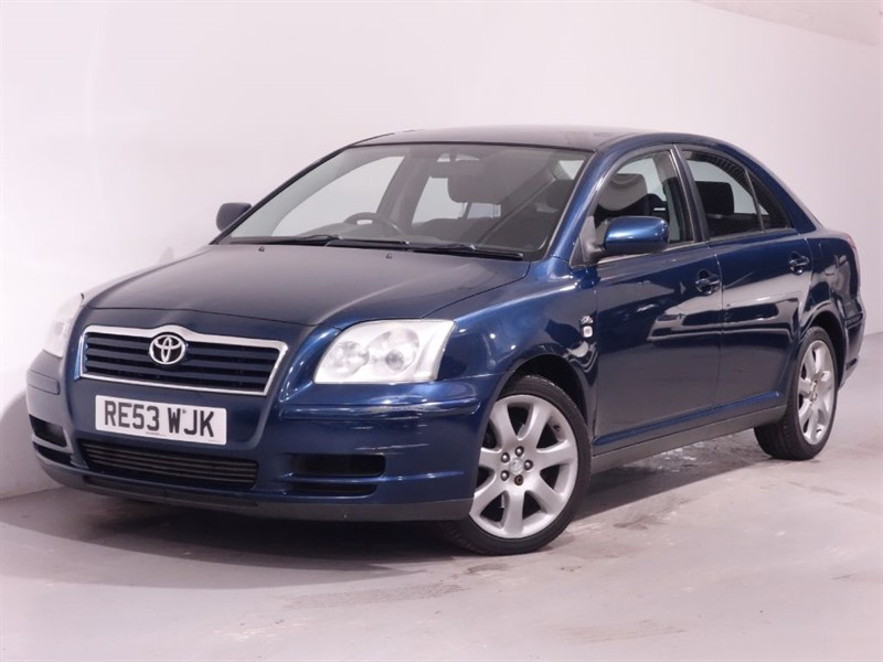 used Toyota Avensis T2 D-4D - AIRCON - MOT UNTIL NOVEMBER 2017 in surrey