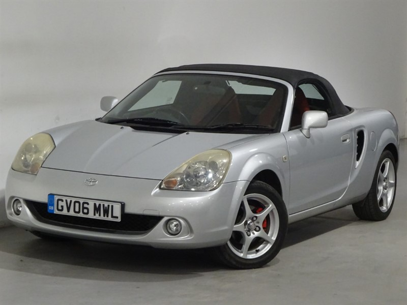 used Toyota MR2 ROADSTER in surrey