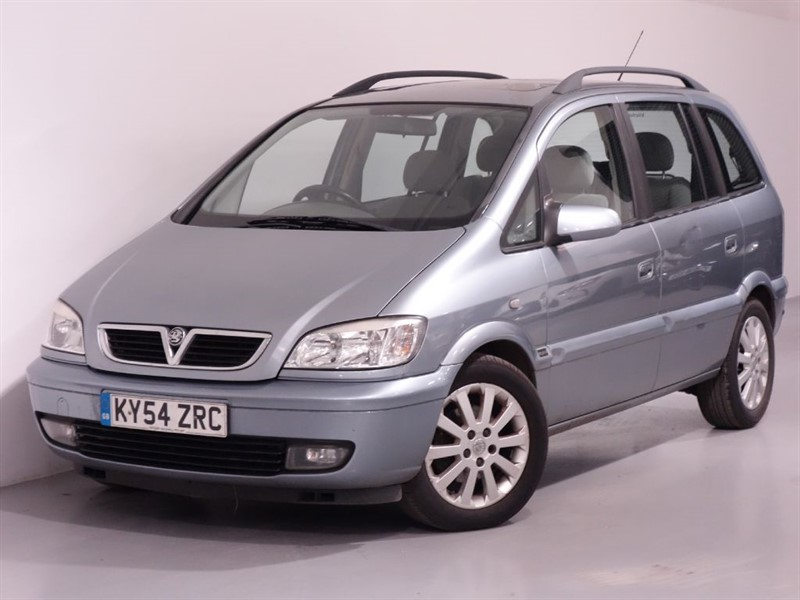 used Vauxhall Zafira ELEGANCE DTI 16V - SUNROOF  in surrey