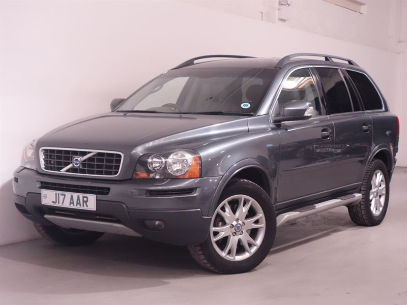 used Volvo XC90 D5 SE - 7 SEATER - HEATED SEATS - PARKING SENSORS -  in surrey