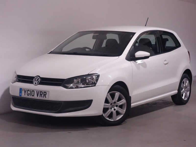 used VW Polo SE TDI - SUPPER EFFICIENT 78MPG - £30 TAX - TIMING BELT DONE - FINANCE - in surrey