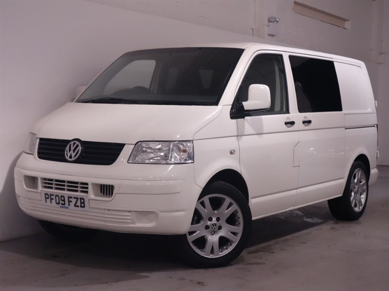 used VW Transporter T28 TDI SWB - CAMPER VAN - STUNNING EXAMPLE - NO VAT in surrey