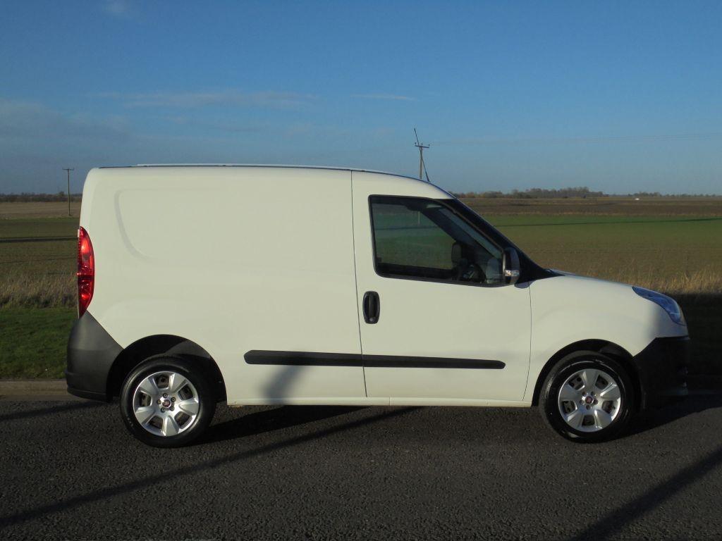 used white fiat doblo for sale cambridgeshire rh anglia vehicle services co uk Fiat Professional Fiat Professional