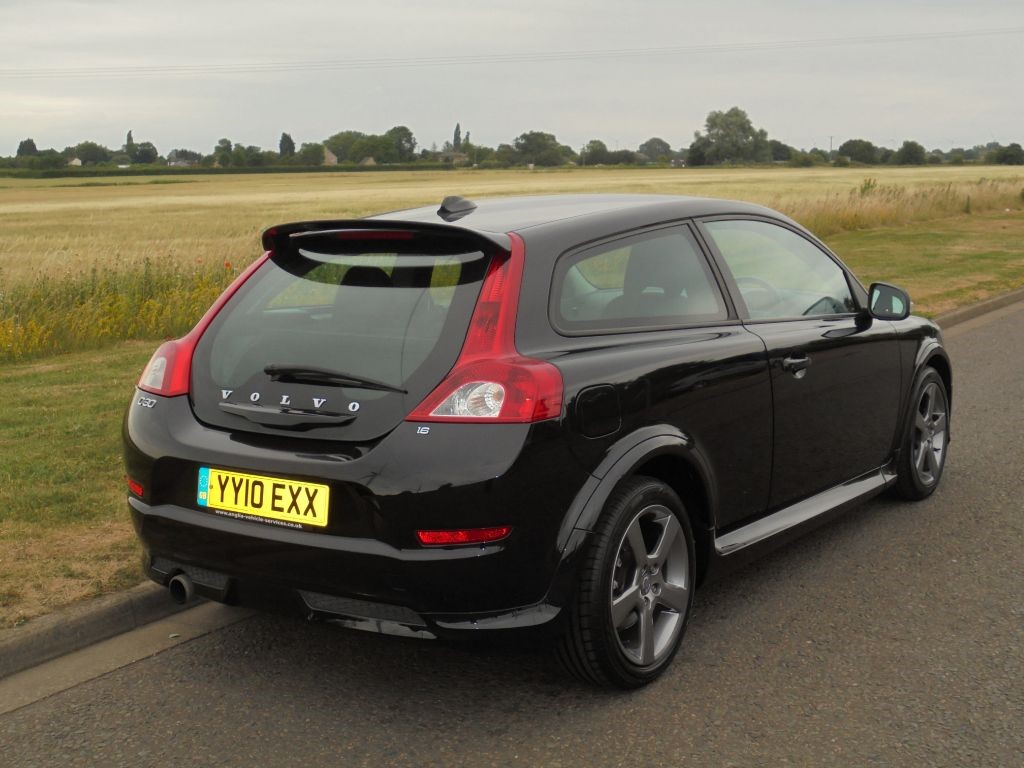 used black volvo c30 for sale cambridgeshire. Black Bedroom Furniture Sets. Home Design Ideas