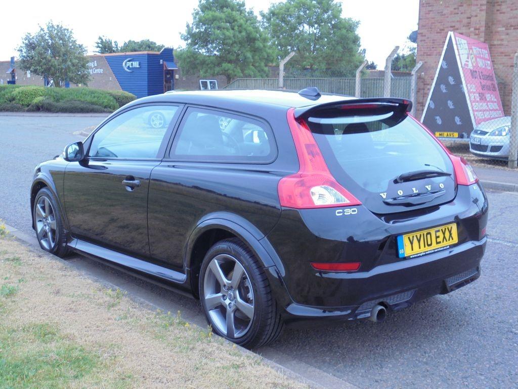 Used Black Volvo C30 For Sale | Cambridgeshire