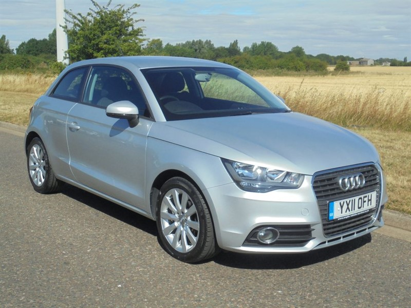 used Audi A1 TFSI SPORT in march-cambridgeshire