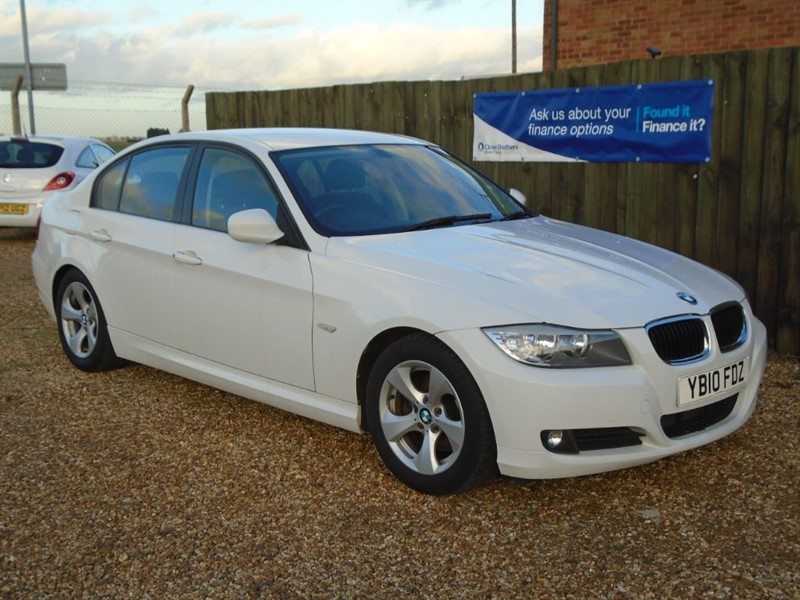 used BMW 320d EFFICIENTDYNAMICS in march-cambridgeshire