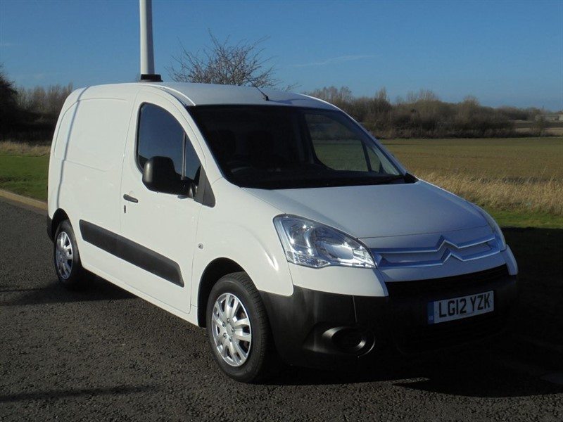 used Citroen Berlingo 625 LX L1 HDI in march-cambridgeshire
