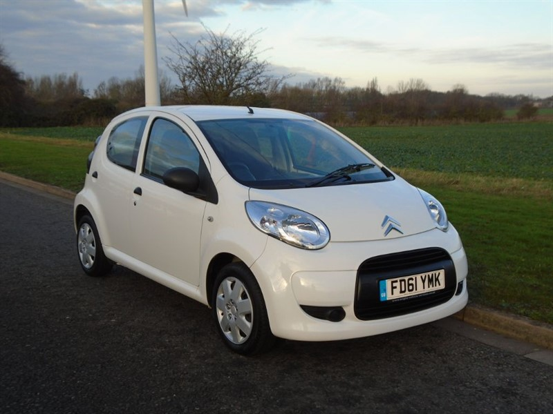used Citroen C1 VTR in march-cambridgeshire