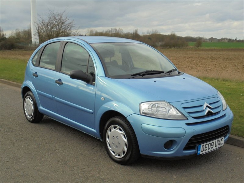 used Citroen C3 VTR in march-cambridgeshire