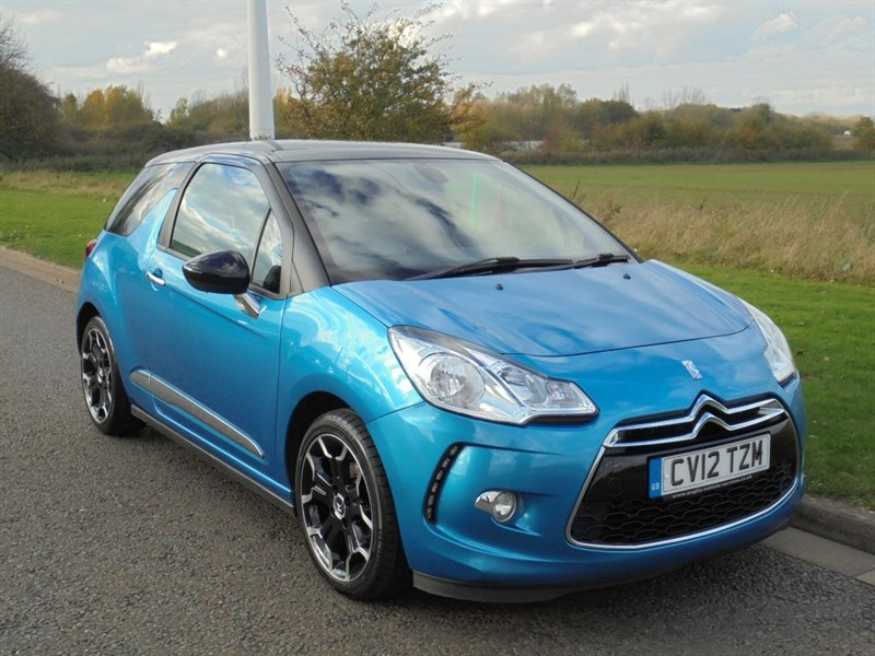 used Citroen DS3 DSTYLE PLUS in march-cambridgeshire